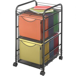 filing cart to organize your office